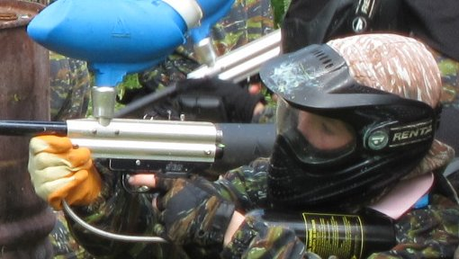 take aim paintball